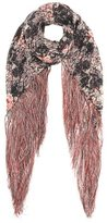 Isabel Marant Timeo printed scarf