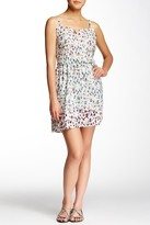 Collective Concepts Strappy Patterned Dress