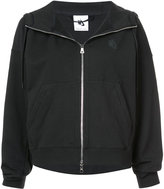 Nike funnel neck zipped hoodie