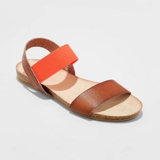 Women's Patty Ankle Strap Sandals - Universal ThreadTM