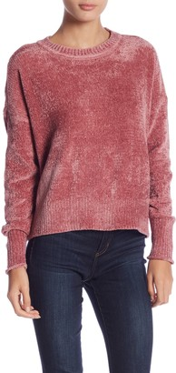 Romeo & Juliet Couture Dolman Sleeve Chenille Sweater