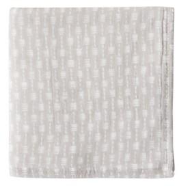 UCHINO Wicker Print 100% Cotton Washcloth Bedding