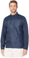 Nike Shield Jacket Full Zip Core (Obsidian/Obsidian/Black) Men's Coat