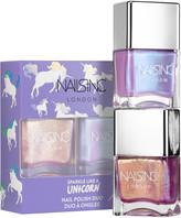 Nails Inc Unicorn Nail Polish Duo