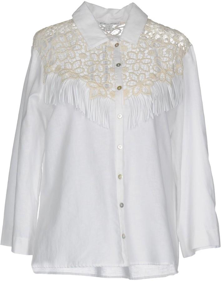 RAFFAELA D'ANGELO Shirts - Item 38687972II