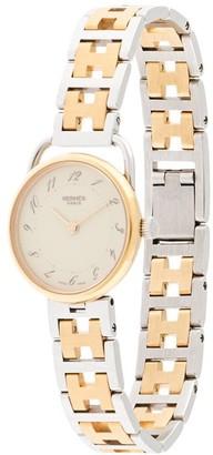 Hermes pre-owned Arso quartz wrist watch