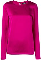 Tom Ford long sleeved blouse