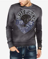 Buffalo David Bitton Men's Graphic-Print Sweatshirt
