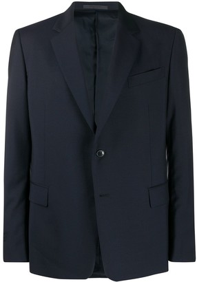 Valentino Single Breasted Suit Jacket