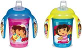 Munchkin 40227 Dora the Explorer Non-Insulated Trainer Cup