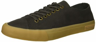 SeaVees Men's Army Issue Low Sneaker