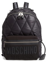 ab8ad1b7a Quilted Nylon Backpack