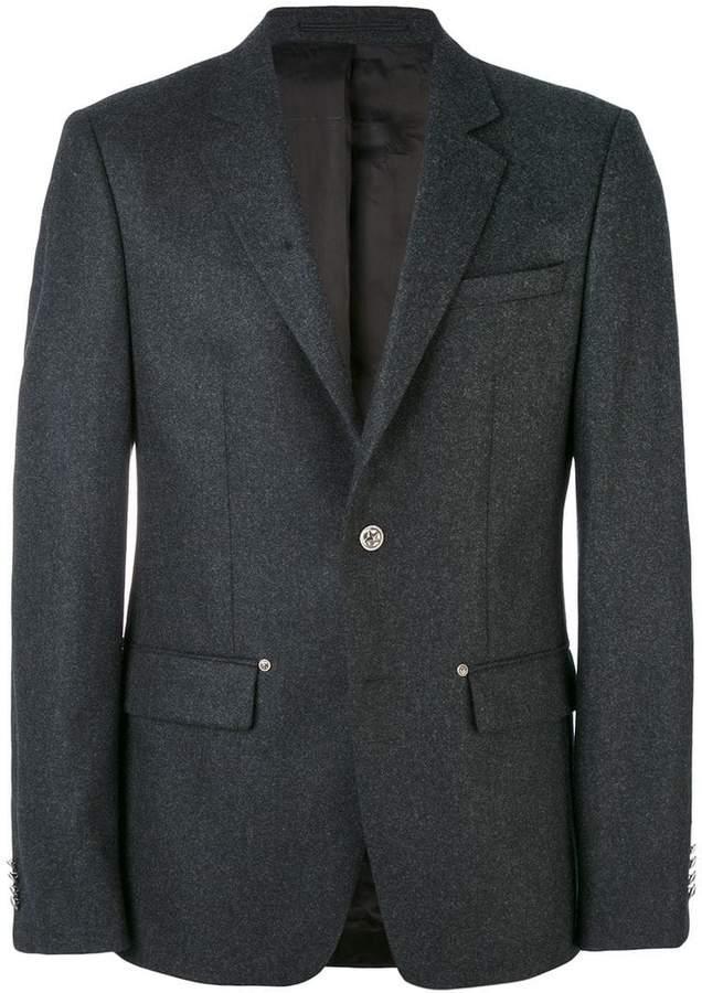 Givenchy single breasted jacket