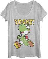 Fifth Sun Gray 'Yoshi' Tee - Women
