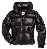 SAM. Girl's Quilted Jacket