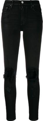 Amiri Thrasher minimal skinny jeans