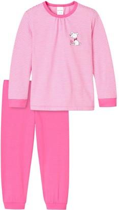 Schiesser Girl's Original Classics Md Schlafanzug Lang Pyjama Sets