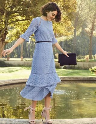 Boden Lana Lace Midi Dress