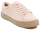 George Faux Suede Lace-Up Trainers