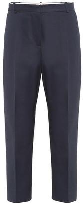 Marni Cotton and linen twill pants