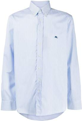 Etro striped button-down shirt
