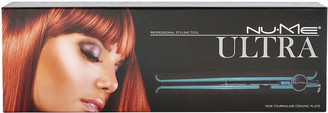 NuMe Ultra 100% Tourmaline Ceramic Flat Iron Turquoise
