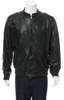 Theory Leather Moto Jacket
