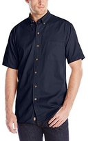 Dickies Men's Short-Sleeve Twill Performance Shirt