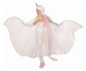 BuySeasons Women's Unicorn Theatrical Wings
