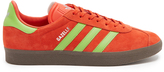 adidas Gazelle suede trainers