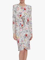 Gina Bacconi Klea Floral Dress, Multi