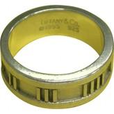 Tiffany & Co. Atlas Silver Silver Rings