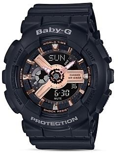 G-Shock Casio Baby-g Watch, 43.4mm