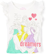 Children's Apparel Network Disney Princess 'Dreamers' Tee - Toddler & Girls