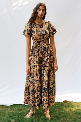 Anthropologie Somerset Maxi Dress By in Assorted Size S