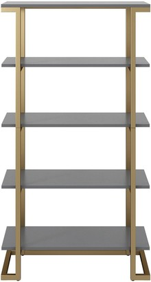 Cosmoliving Camila Bookcase-Grey