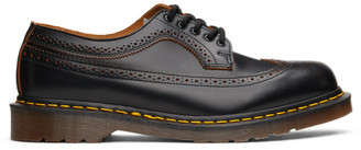 Dr. Martens Black Made In England 3989 Brogues