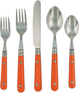 Gingko International LePrix 20-pc. Persimmon Flatware Set