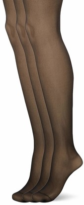 Pretty Polly Women's Day to Night 15D Sheer Stockings 2PP Tights 15 DEN