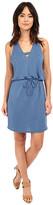 Lanston Cross V Mini Dress