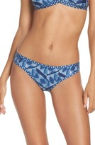 Lucky Brand Women's Nomad Reversible Bikini Bottoms