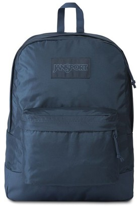 JanSport Mono Superbreak Backpack - Dark Denim