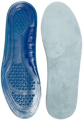 Worksite Unisex-Adult Gel Insoles Sport Insole Blue Small