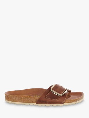 Birkenstock Narrow Fit Madrid Open Toe Buckle Sandals