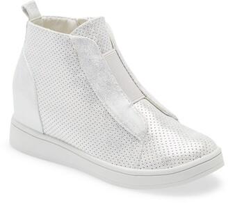 Mia Gracey Hidden Wedge Sneaker