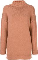 Alexander McQueen cashmere sweater - women - Cashmere - S