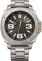 BOSS ORANGE Men's 1513161 Sao Paulo Stainless Steel Bracelet Watch with Black Dial by HUGO BOSS