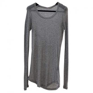 Etoile Isabel Marant Grey Cashmere Top for Women