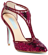Betsey Johnson Eliza T-Strap Pump