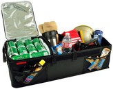Ultimate Rigid Base Trunk Organizer with Cooler - Black